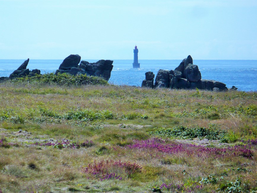 Faro de la Jument, Isla de Ouessant
