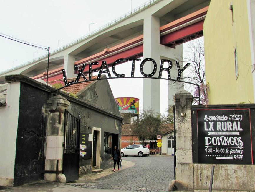 LX FCATORY LISBOA
