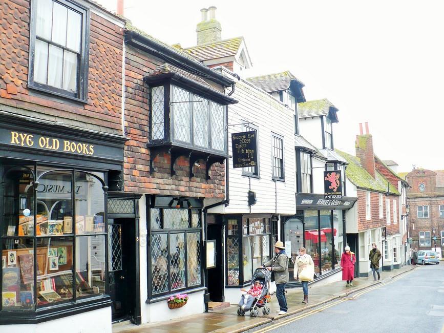 Rye, Sussex