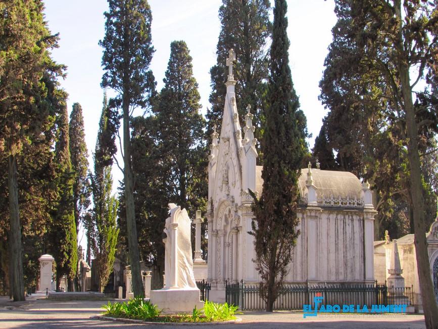 Cementerio Os Praceres de Lisboa. Seis cementerios que debes visitar antes de morir