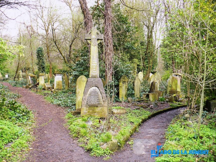 Cementerio de Abney Park. Seis cementerios que debes visitar antes de morir