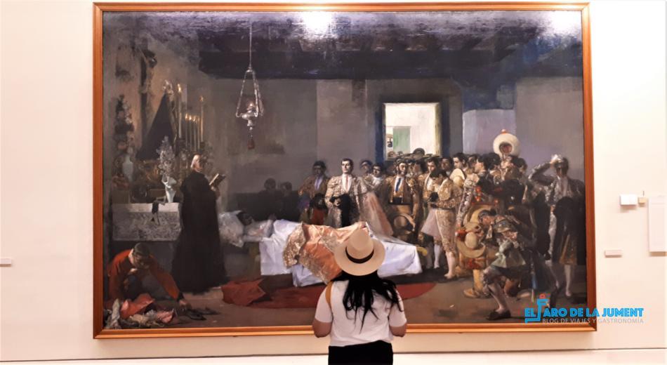Museo Bellas Artes Sevilla PLANES MOLONES EN SEVILLA LIBRES DE COVID