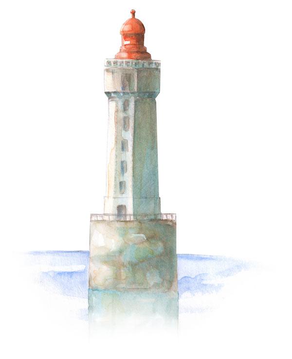Faro de la Jument