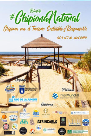 Chipiona Natural 2019 Cartel