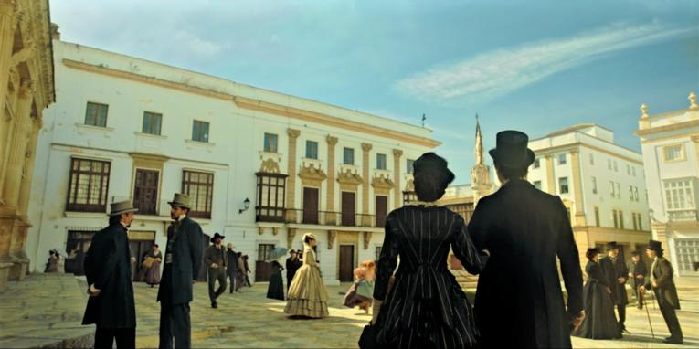 La Templanza, Palacio Condesa de Casares