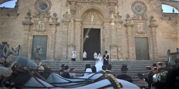 La Templanza, La catedral de Jerez de la Frontera
