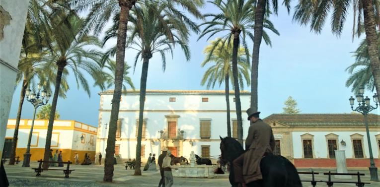 La Templanza, PLaza del Mercado, Museo Arqueológico de Jerez