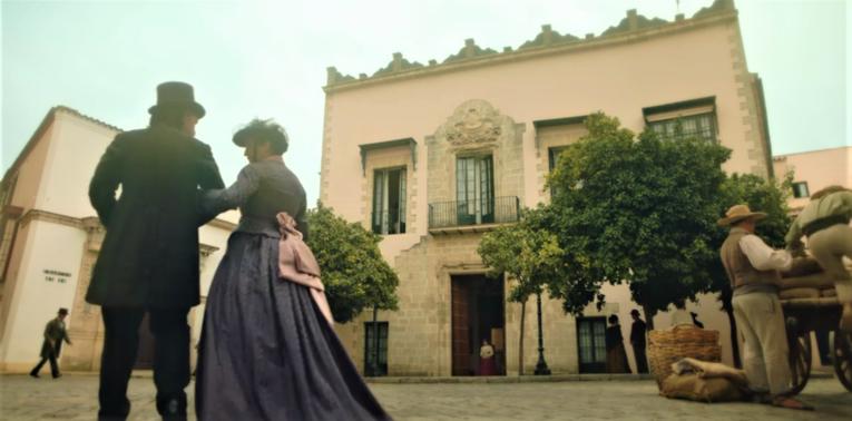 La TEmplanza, Palacio Pemartin