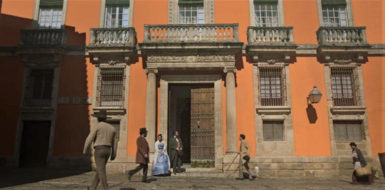 la Templanza, Palacio Benavente o Campo Real